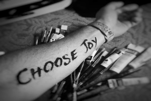 choose joy linked