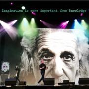 einstein imagination blog vide