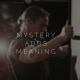 mystery meaning