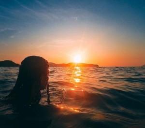 gopro sunset